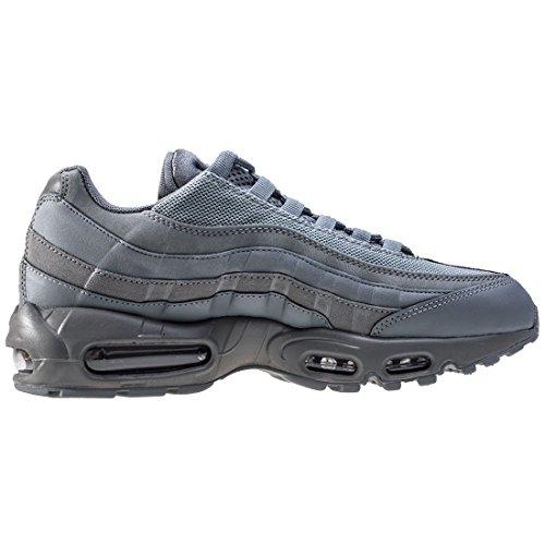 Nike Air Max 95 Essential, Chaussures de Sport Homme, Gris Gris (gris (gris froid / gris froid - gris froid))