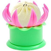 Molde para masa para dumplings al vapor DIY.