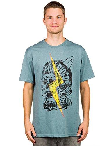 Fox Herren T-Shirt Grau