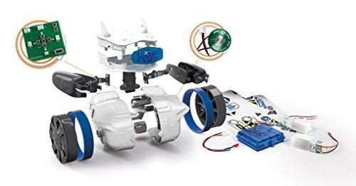 41zE6nqn9xL - Clementoni - Cyber Robot (55124.8) - versión española
