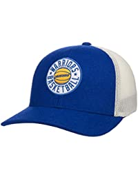 Mitchell   Ness Gorra Trucker HWC Patch 110 Golden State Warriors Azul 5e6d9e67bed