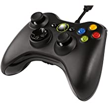 Official Xbox 360 Common Controller for Windows - Black (PC)