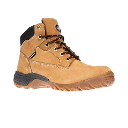 Dickies Graton - Chaussures montantes de sécurité - Homme Miel