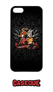 Caseque Game Of Thrones House Back Shell Case Cover for Apple iPhone 5/5S