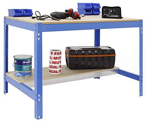 Simonrack bt-0 - Kit industrial-1500 azul madera