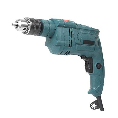 Preisvergleich Produktbild Momorain 220V 1800W Elektro-Schlagschrauber Multifunktions-Elektro-Bohrmaschine (Farbe: Cyan)