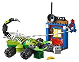 LEGO UK - 10754 Juniors Spider-Man Versus Scorpion Street Showdown Building Toy