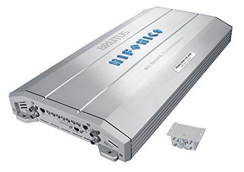 Hifonics BXI-8000D Kanäle