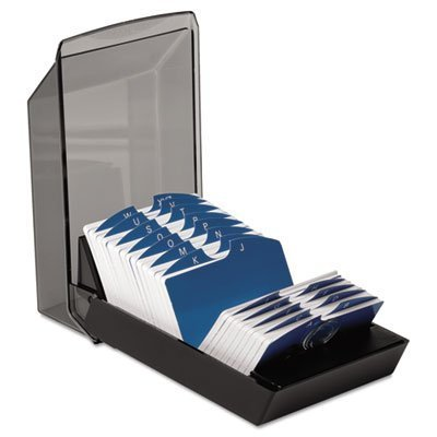 rol67011-rolodex-covered-tray-card-file-w-24-a-z-guides-holds-500-2-1-4-x-4-cards-by-rolodex