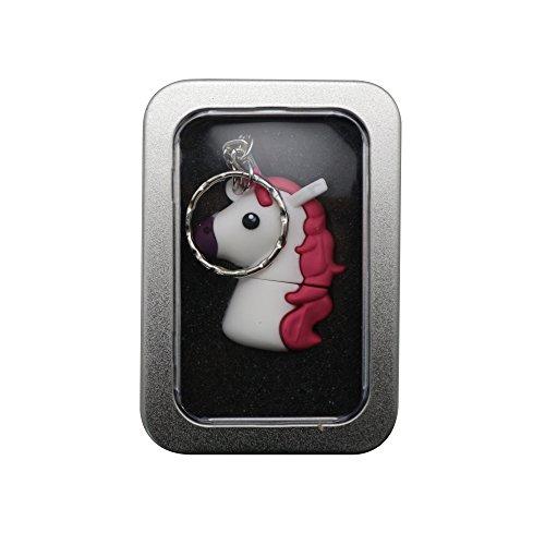Dbigness-mignon-Licorne-Cheval-PVC-USB-20-Flash-Drives-Cadeau-humoristique-Dessin-anim-Cl-USB