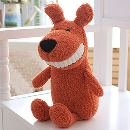 he Plüsch Flauschige Kuscheltier Schöne Cartoon Puppe Spielzeug Baby Kinder Geschenk 30 cm Lächelnd Puppe Plüschtier Kind Geburtstagsgeschenk Präsentieren Sammlung Kissen ()