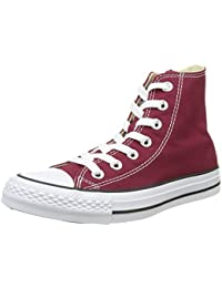 Converse Unisex-Erwachsene Ct All Star Seasonal-Hi-Maroon High-Top