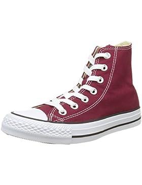 Converse Unisex-Erwachsene Ct All Star Seasonal-Hi-Maroon Hohe Sneaker