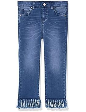 RED WAGON Jeans Mädchen mit Fransensaum