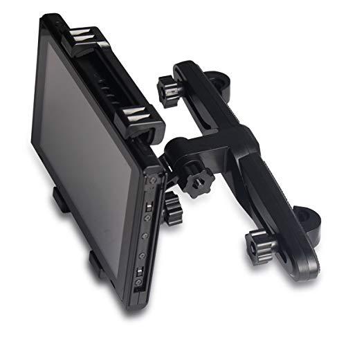 Nosii Verstellbarer Autohalterung für die Kopfstützenhalterung für Nintendo Switch Console-Fahrzeugzubehör