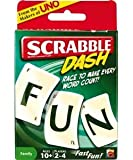 Mattel Scrabble Dash Kartenspiel (Anleitung auf Englisch)
