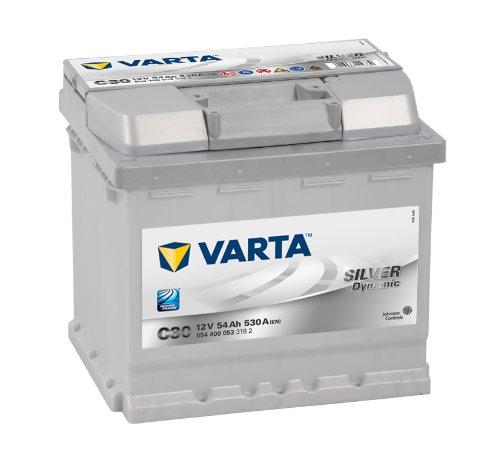Preisvergleich Produktbild Varta 5544000533162 Starterbatterie in Spezial Transportverpackung und Auslaufschutz Stopfen (Preis inkl. EUR 7, 50 Pfand)