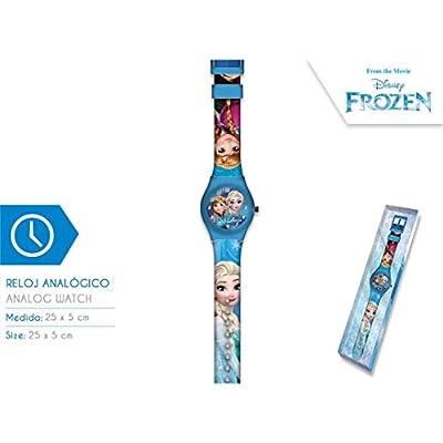 Disney Frozen Smart Watch Armbanduhr (KD-WD19660) por Frozen