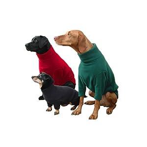 Hotterdog-Fleece-Jumper-Extra-Large-Red