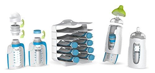 Babymoov Twist - Kit de lactancia para sacaleches