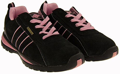 Northwest Territory Ottawa Daim Huile Résistant embout d'acier Chaussures Sécurité Femmes