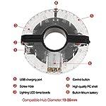 Tagvo-Ciclismo-Luce-hub-Impermeabile-USB-Ricaricabile-LED-Bici-Ruota-luci-3-modalit-Ciclismo-Bici-Luce-Light-Sicurezza-Luce-magia-Decorazione-Luce-Bicicletta-Accessori-luci