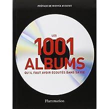 Les 1001 albums qu'il faut avoir écoutés dans sa vie : Rock, Hip Hop, Soul, Dance, World Music, Pop, Techno...