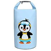 Dream Bridge 20L Dry Bag Kids Waterproof Beach Bag Storage Sack