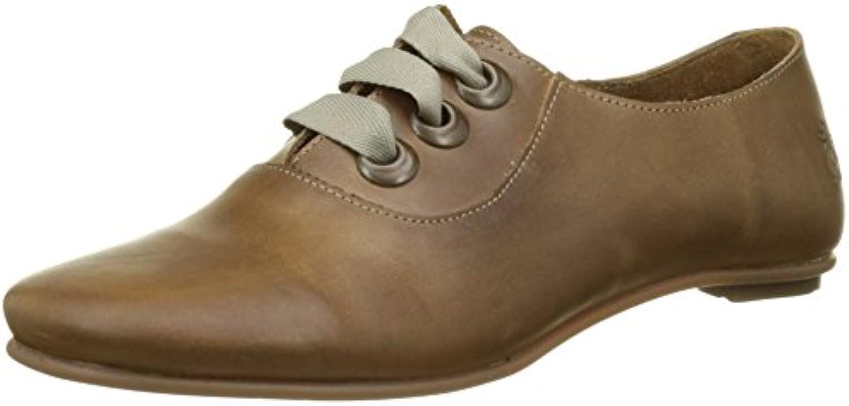 FLY London - Zapatos de cordones de cuero para mujer