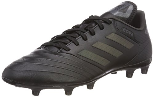 adidas Herren Copa 18.1 FG Fußballschuhe, Schwarz (Core Black/Utility Black F16/Core Black), 42 EU