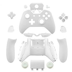Canamite Ersatz-Gehäuse für Xbox One Controller mit 3,5-mm-Kopfhörerbuchse