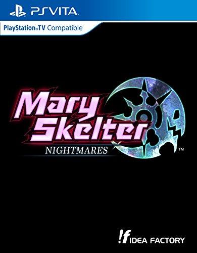 Mary Skelter Nightmares PS Vita