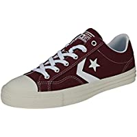 83cfac13de5 Converse Unisex Adults  Lifestyle Star Player Ox Low-Top Sneakers