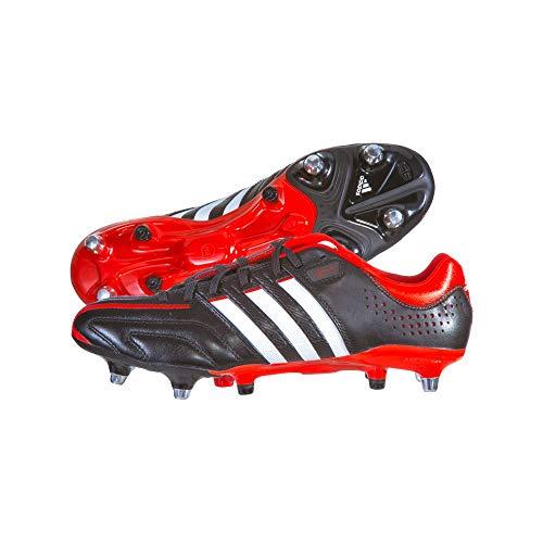 Adidas Fussballschuhe Adipure 11Pro XTRX SG 40 2/3 Black-Hi-Res Red F13-Running White (11pro Adidas)