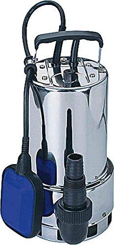 Pompe Inox vide-cave automatique eaux chargées 750W