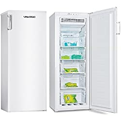 Congelatore NO FROST 6 cassetti Sangiorgio SF20NFW A+ H.1,69 cm