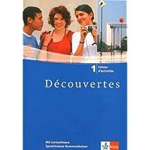 Découvertes/Cahier d'activités mit Sprachtrainer Kommunikation - Band 1