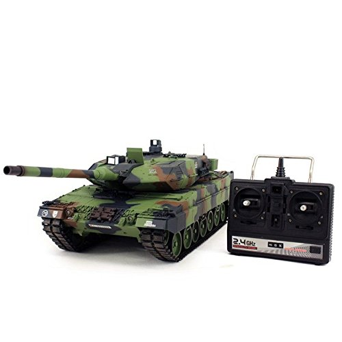 Torro Leopard 2A6 Panzer 2.4 Ghz 1/16 Torro-Edition - 2