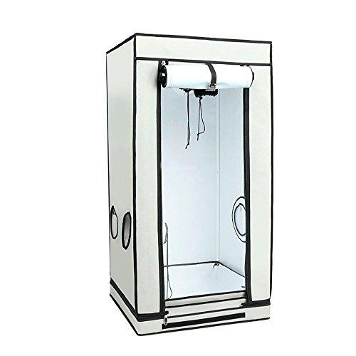 Chambre de culture intérieur HOMEbox® Ambient Q80 PAR+ (80x80x160cm)