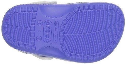 Crocs Creative Crocs Winnie The Pooh & Eeyore Lined Clog, Mädchen Sabots Blau (Bleu (Sea Blue/Oyster))