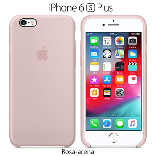 Funda Silicona iPhone 6 Plus 6s Plus Silicone Case