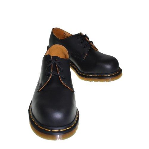 Dr. Martens 1925z 10111001, Scarpe basse, Unisex adulto Nero (black))