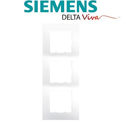 siemens-plaque-triple-blanc-siemens-delta-viva