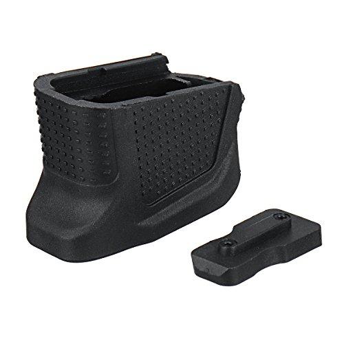 MYAMIA Ersatz-Erweiterte Zeitschriften Erweiterung Basis Platte Hinzufügen Mit 2 Runden Für Glock 43 Tools Kit - Erweiterte Filter