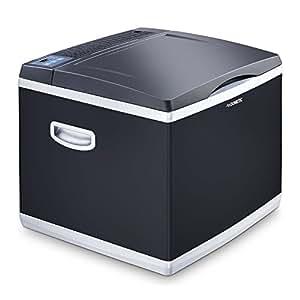 Dometic CoolFun CK 40D Hybrid, tragbare Kompressor- thermoelektrische-Kühlbox/Gefrierbox, 38 Liter, 12 V und 230 V für Auto, Lkw, Steckdose, A+