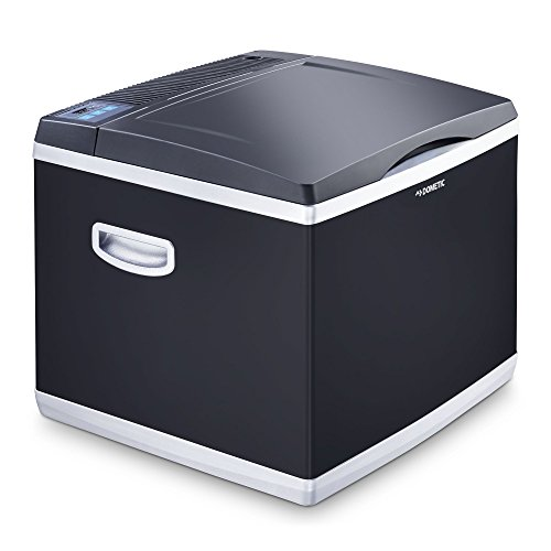 Dometic Waeco WAECO 9105305750 CoolFun CK 40D Hybrid Kompressor/Thermoelektrische Kühlbox für 12 und 230 Volt, A+ Digital-tv-box