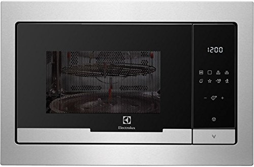 Electrolux EMT25207OX Built-in 25L 900W Stainless steel - microwaves (560 x 500...
