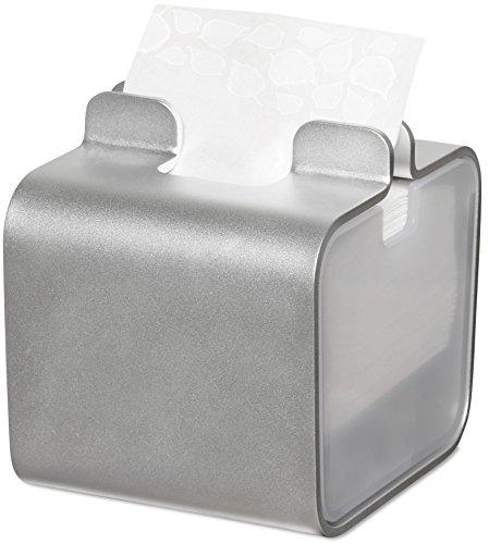 Tork Xpressnap Snack 274003 Dispensador de servilletas/Ideal para restaurantes de servicio limitado/Sistema N10 / Color aluminio