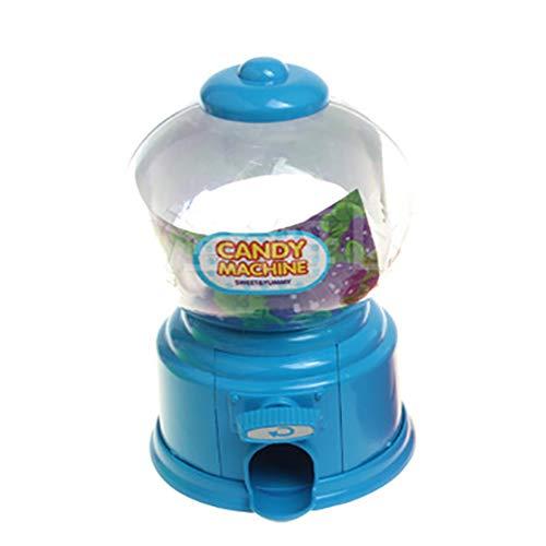hine Piggy Bank Kreative Snack Blase Gumball Münzenaufbewahrungsbehälter-Spielzeug für Kinder 1PC (blau) ()