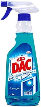 DAC Glass Cleaner, 650 ml